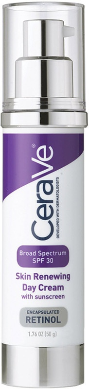 CeraVe Skin Renewing Day Cream With Sunscreen