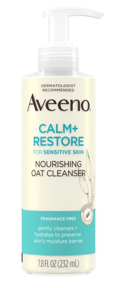 Aveeno Calm & Restore Oat Cleanser