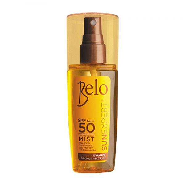 Belo Essentials Belo Sunexpert Transparent Mist Spf50 And Pa+++