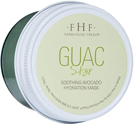 FarmHouse Fresh Guac Star Soothing Avocado Hydration Mask