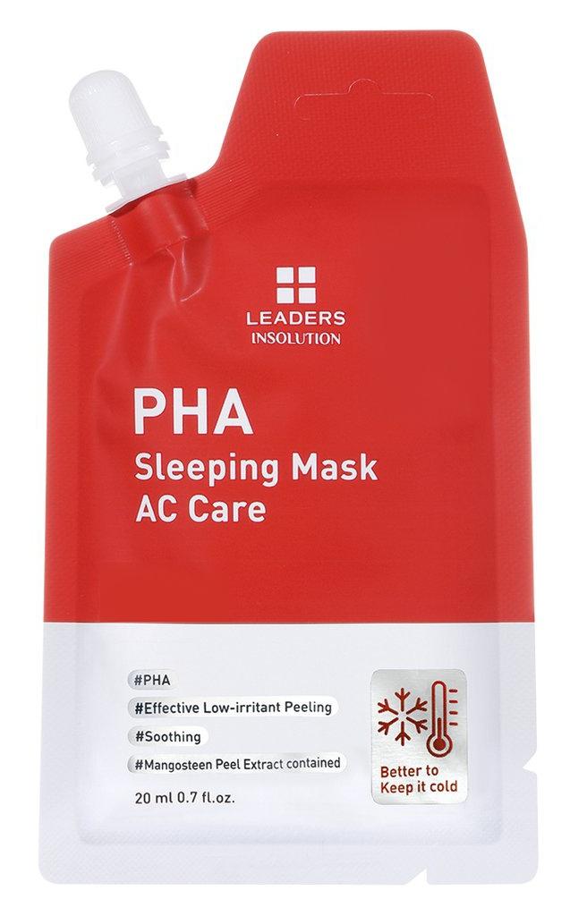 Leaders Pha Sleeping Mask, Ac Care