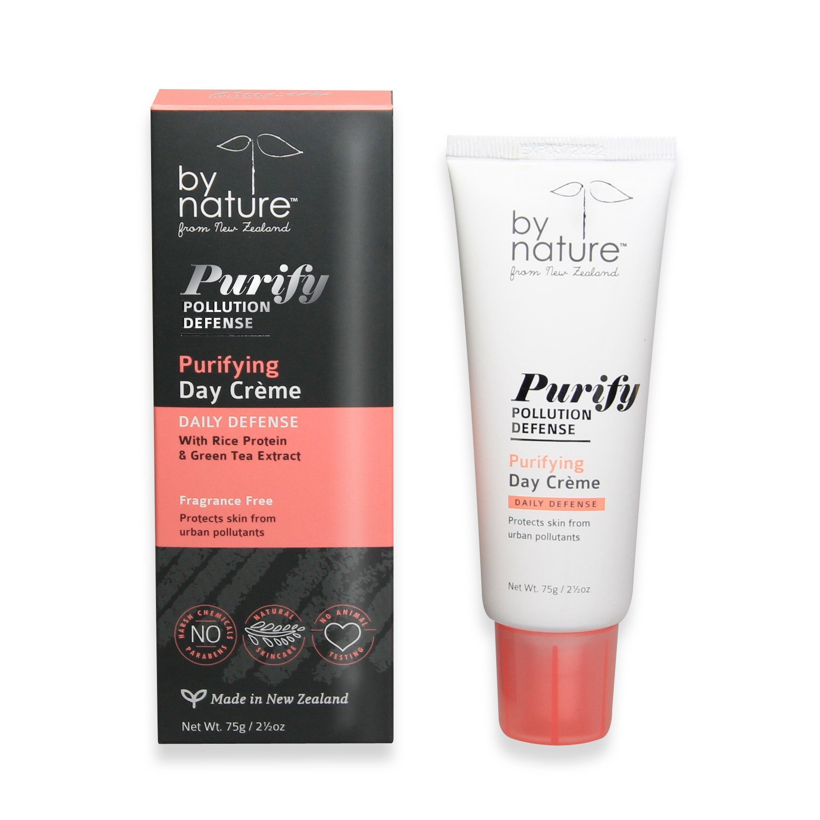 By Nature Purifying Day Creme