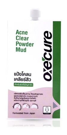 Oxecure Acne Clear Powder Mud