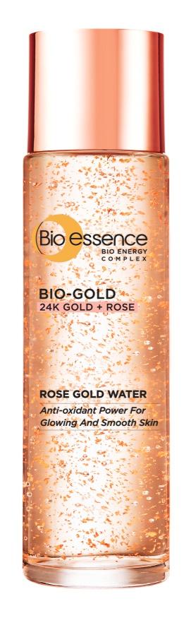 Bio essence Bio-Gold Rose Gold Water