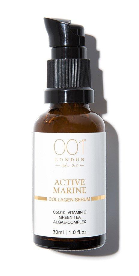 001 skincare Active Marine Collagen Serum