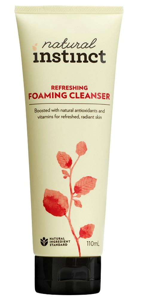 Natural Instinct Refreshing Foaming Cleanser