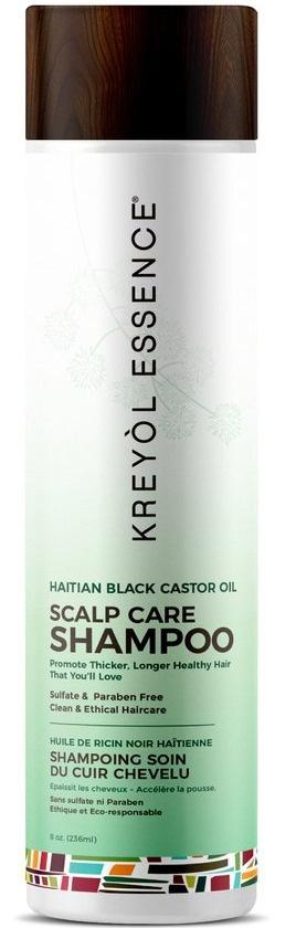 Kreyol Essence Haitian Black Castor Oil Scalp Care Shampoo