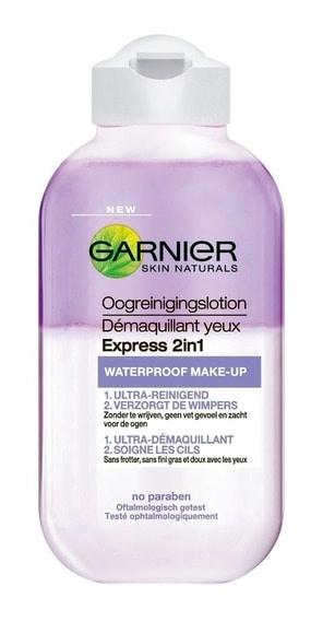 Garnier Skinactive Oogreinigingslotion