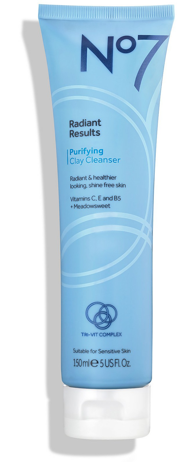 Boots No7 Radiant Results Purifying Clay Cleanser