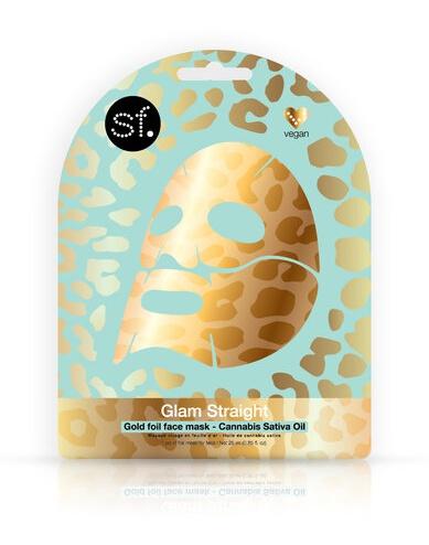 SFGlow glam straight sheet mask