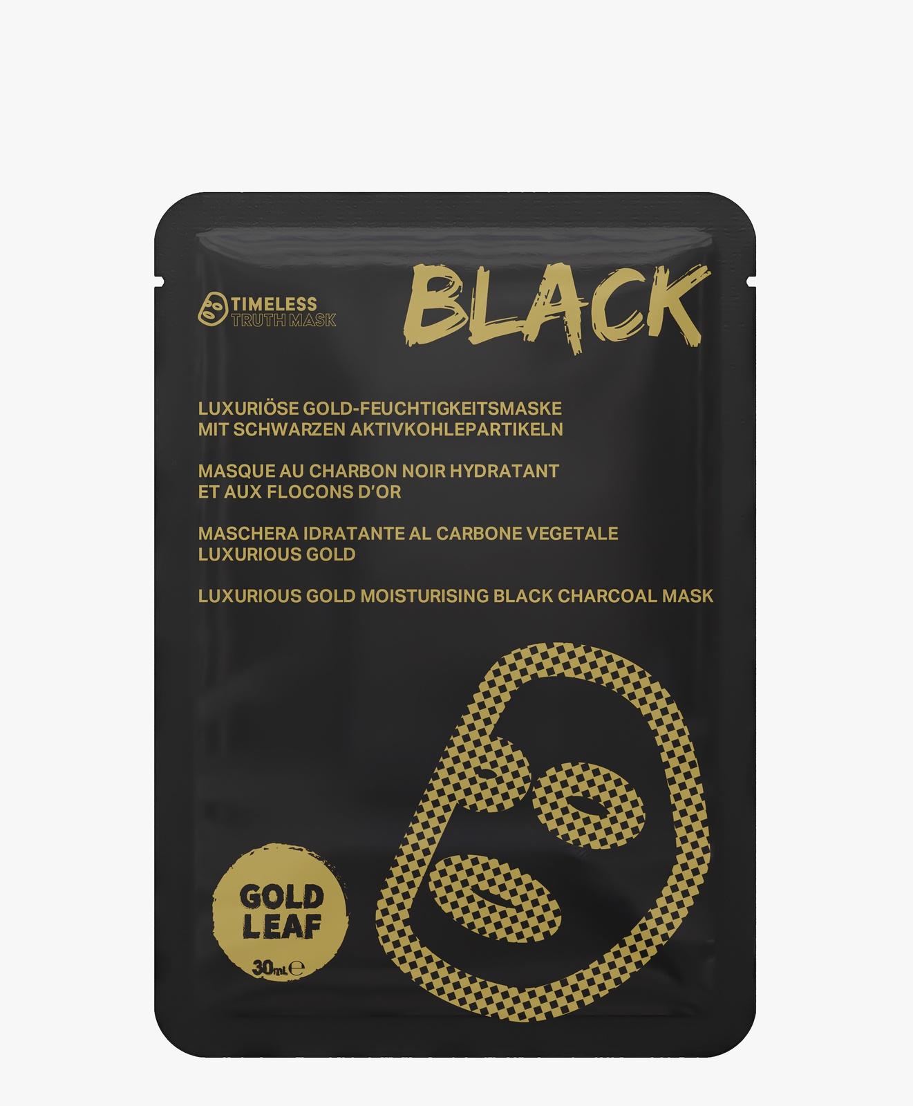 Timeless Truth Mask Black