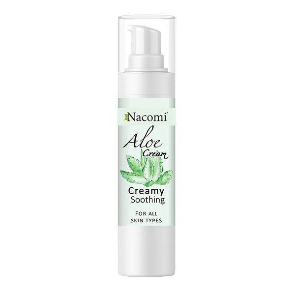 Nacomi Aloe Vera Intensive Soothing Gel