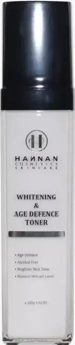 HANNAN MEDISPA Whitening And Age Defense Toner