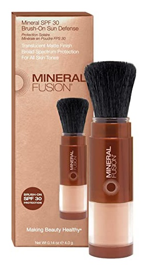 Derma E Mineral Fusion Brush-On Sun Defense Spf 30