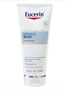 Eucerin Redness Relief, Cleansing Gel, Fragrance Free
