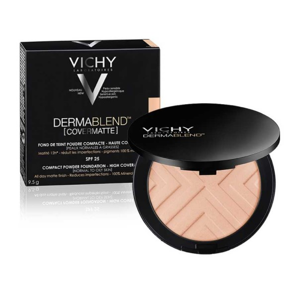 Vichy Dermablend Covermatte Powder Foundation
