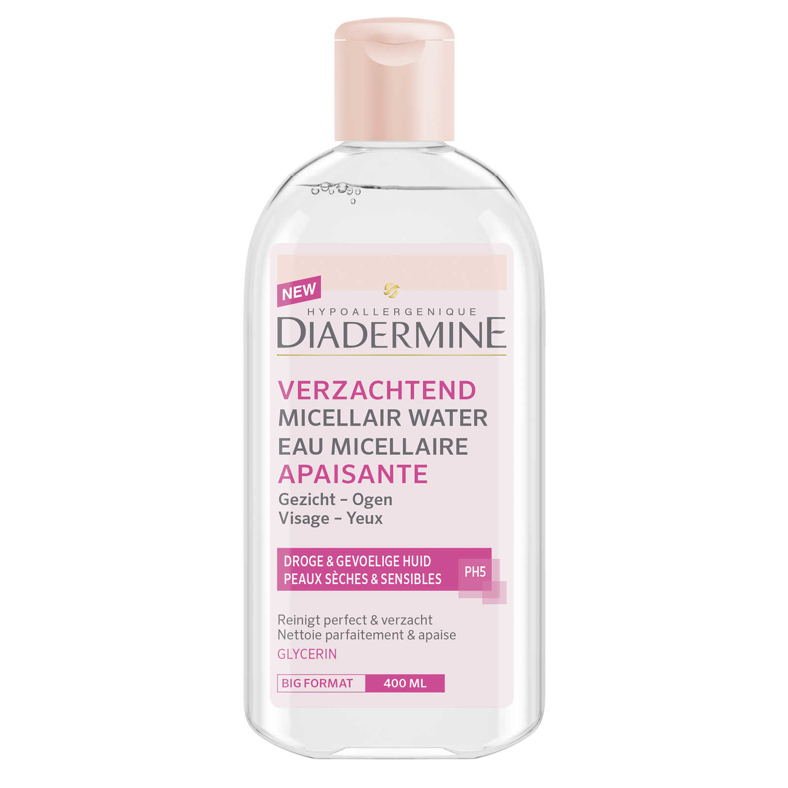 Diadermine Smooth Soothing Tonic
