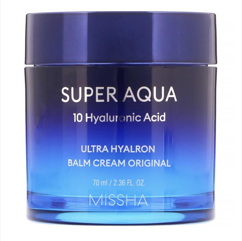 Missha Ultra Hyalron Balm Cream