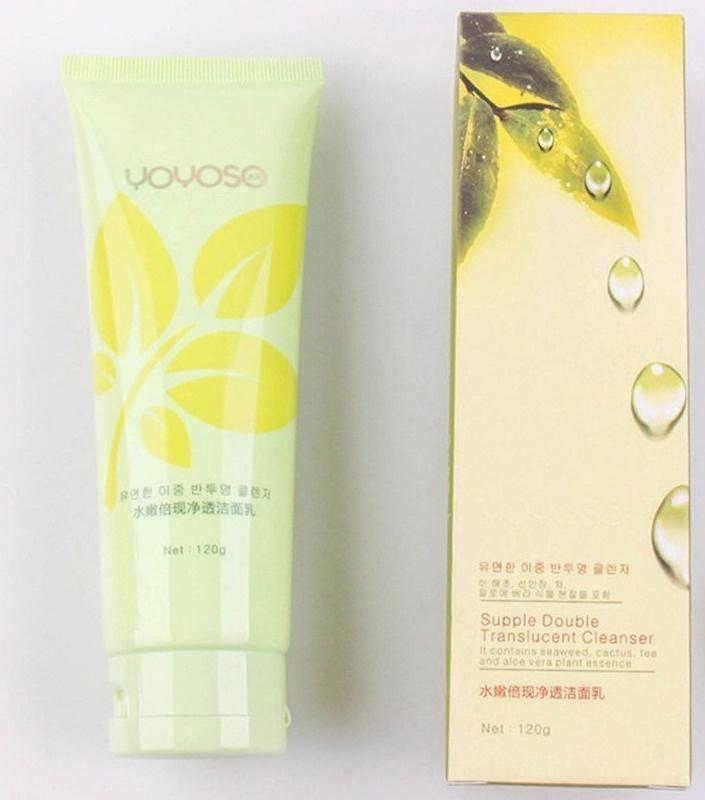 Yoyoso Supple Double Translucent Cleanser