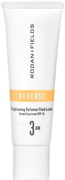 Rodan + Fields Reverse Brightening Defense Fluid Lotion SPF 50