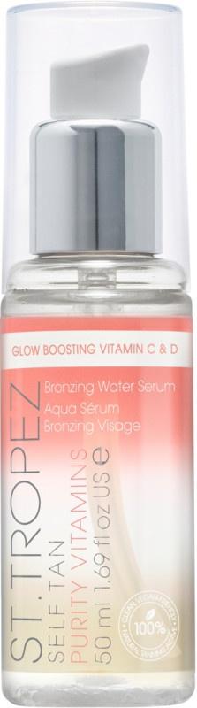 St. Tropez Self Tan Purity Vitamins Bronzing Face Serum