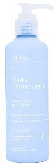 REI skin Vanilla & Goat's Milk Moisturizing Body Lotion