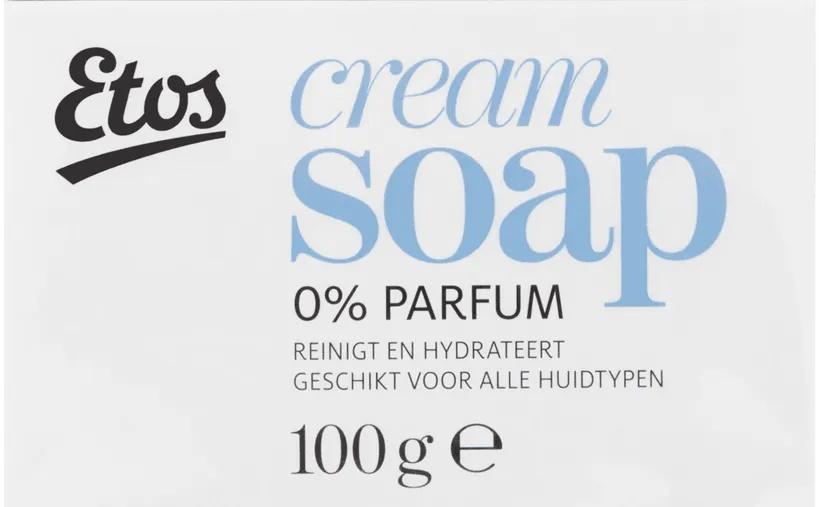 Etos Cream Soap 0% Parfum