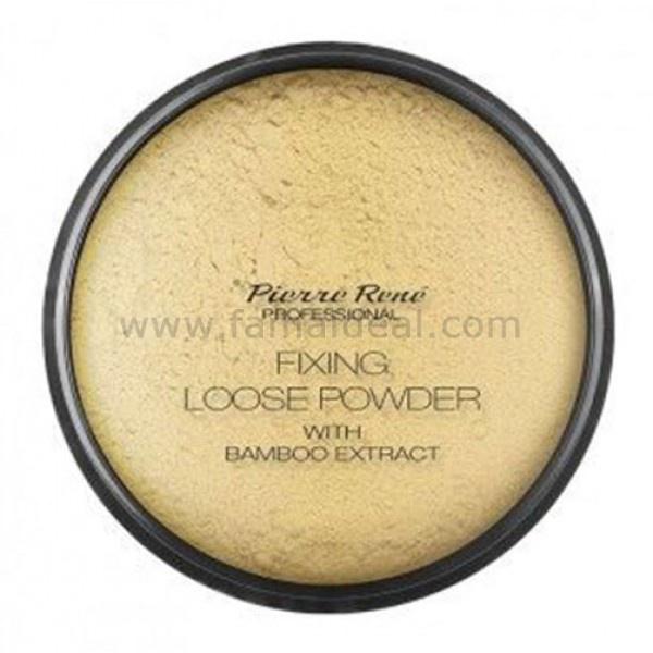 pierre Rene Fixing Powder Loose