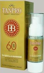 TANPRO Sunblock BB Cream Spf 60 Pa+++