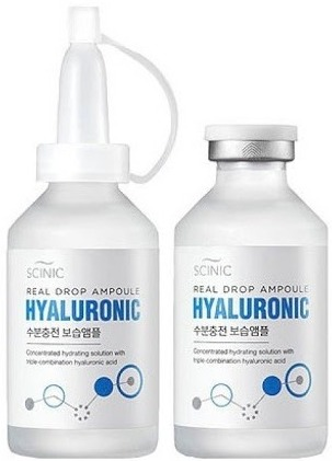 Scinic Real Drop Hyaluronic Ampoule