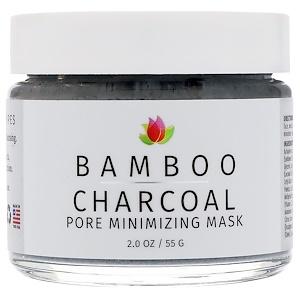 Reviva Labs Bamboo Charcoal Pore Minimizing Mask