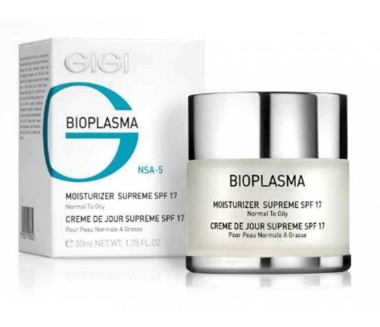 Gigi Bioplasma Moisturizer Supreme