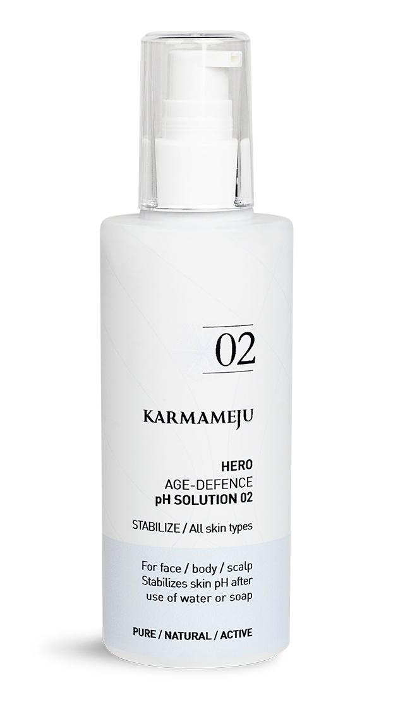 KARMAMEJU Hero / Ph Solution 02