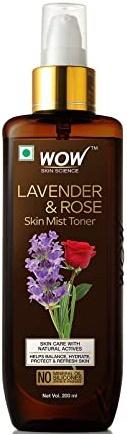 WOW skin science Lavender And Rose Skin Mist Toner
