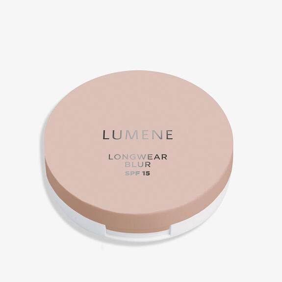 Lumene Blur Longwear Powder Foundation Spf 15