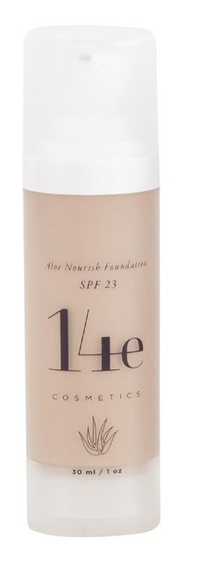 14E Cosmetics Aloe Nourish Foundation