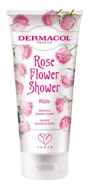 Dermacol Flower Care Delicious Shower Cream Rose