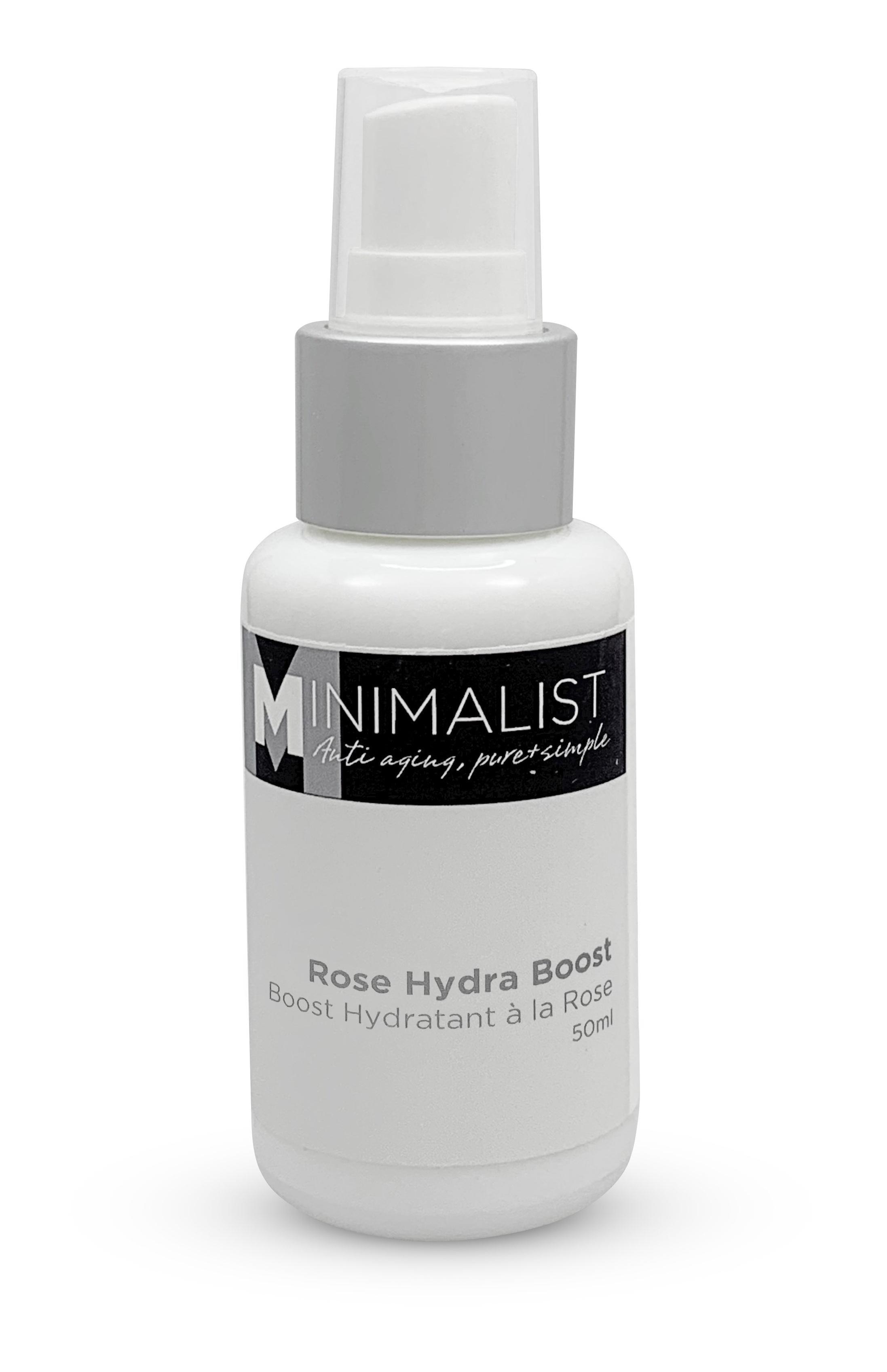 minimalist Rose Hydra Boost