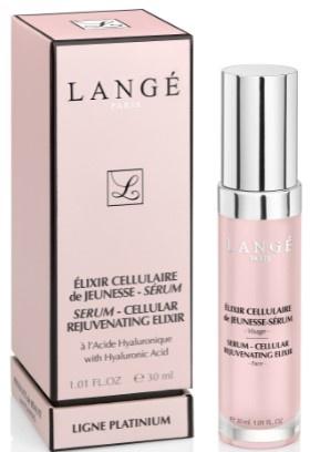 L'ange Cellular Rejuvenating Elixir Serum