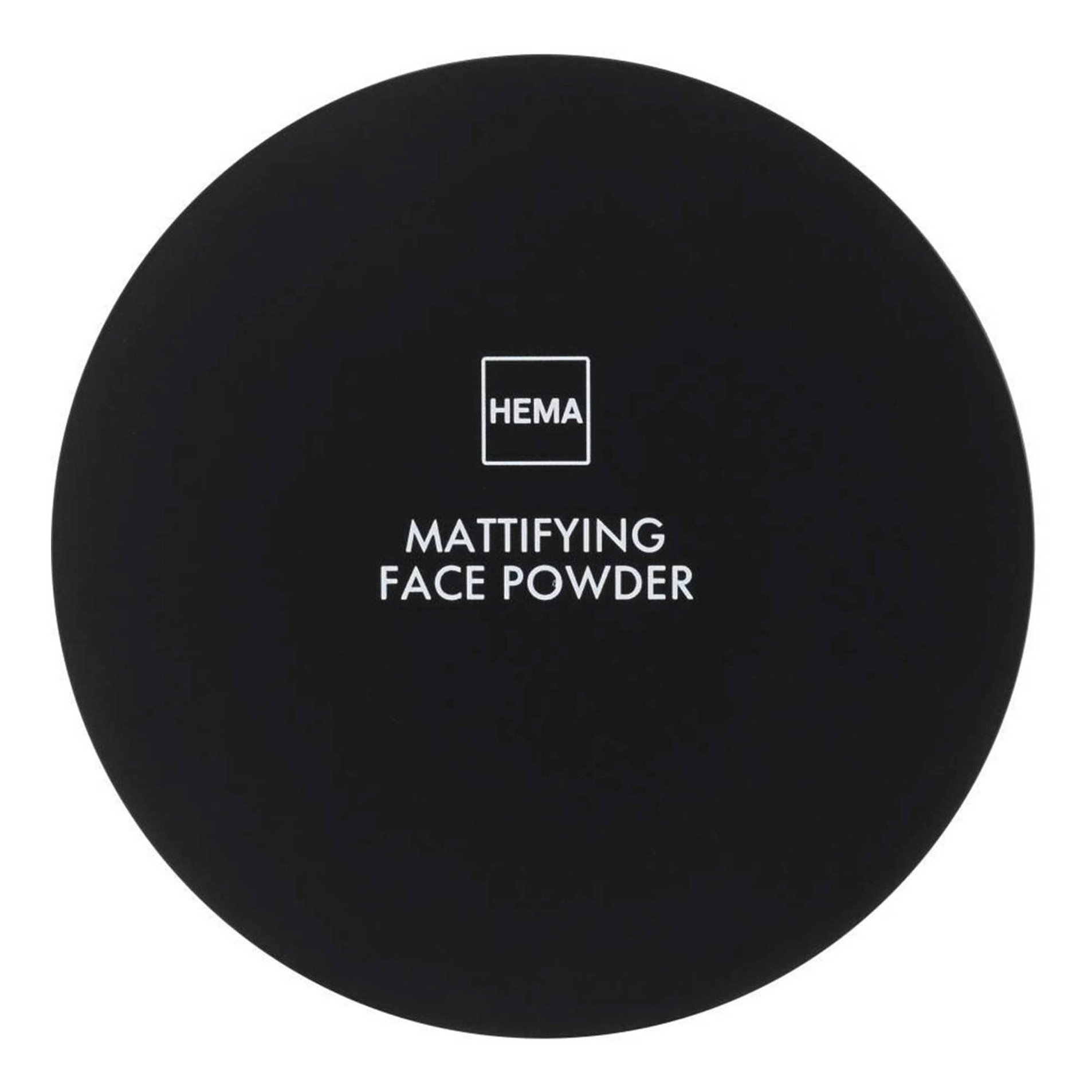 Hema Mattifying Face Powder