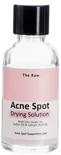 The Raw. Acne Spot Drying Solution