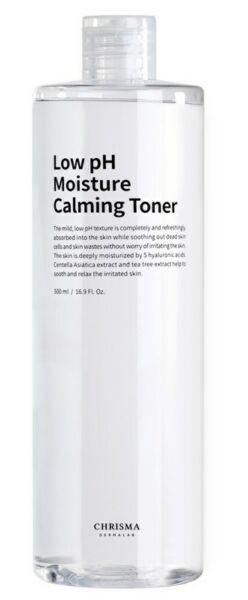 Chrisma Low pH Moisture Calming Toner