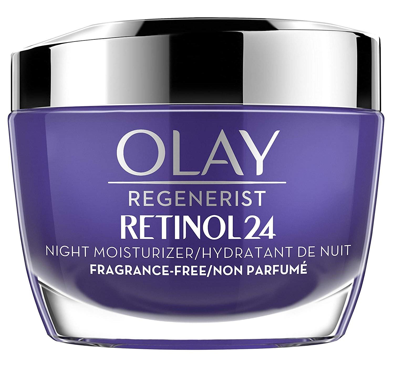 Olay Regenerist Retinol24 Cream Night Moisturiser