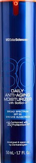 MDSolarSciences Daily Anti-Aging Moisturizer Broad Spectrum Spf 30