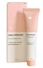 Halfmoon Foundation Intense Cover Spf50Pa+++ No.01