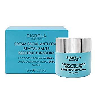 Sisbela Cosmetics Crema Facial Anti-Edad Revitalizante Reestructuradora