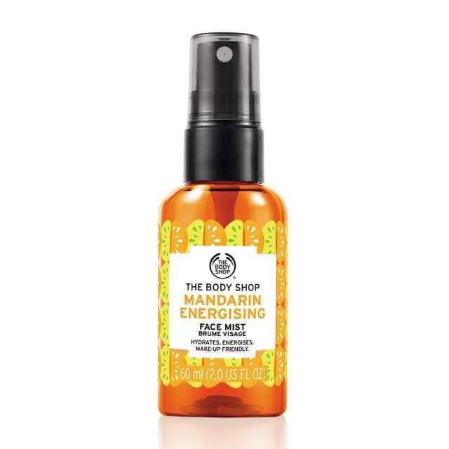 The Body Shop Mandarin Energising Face Mist