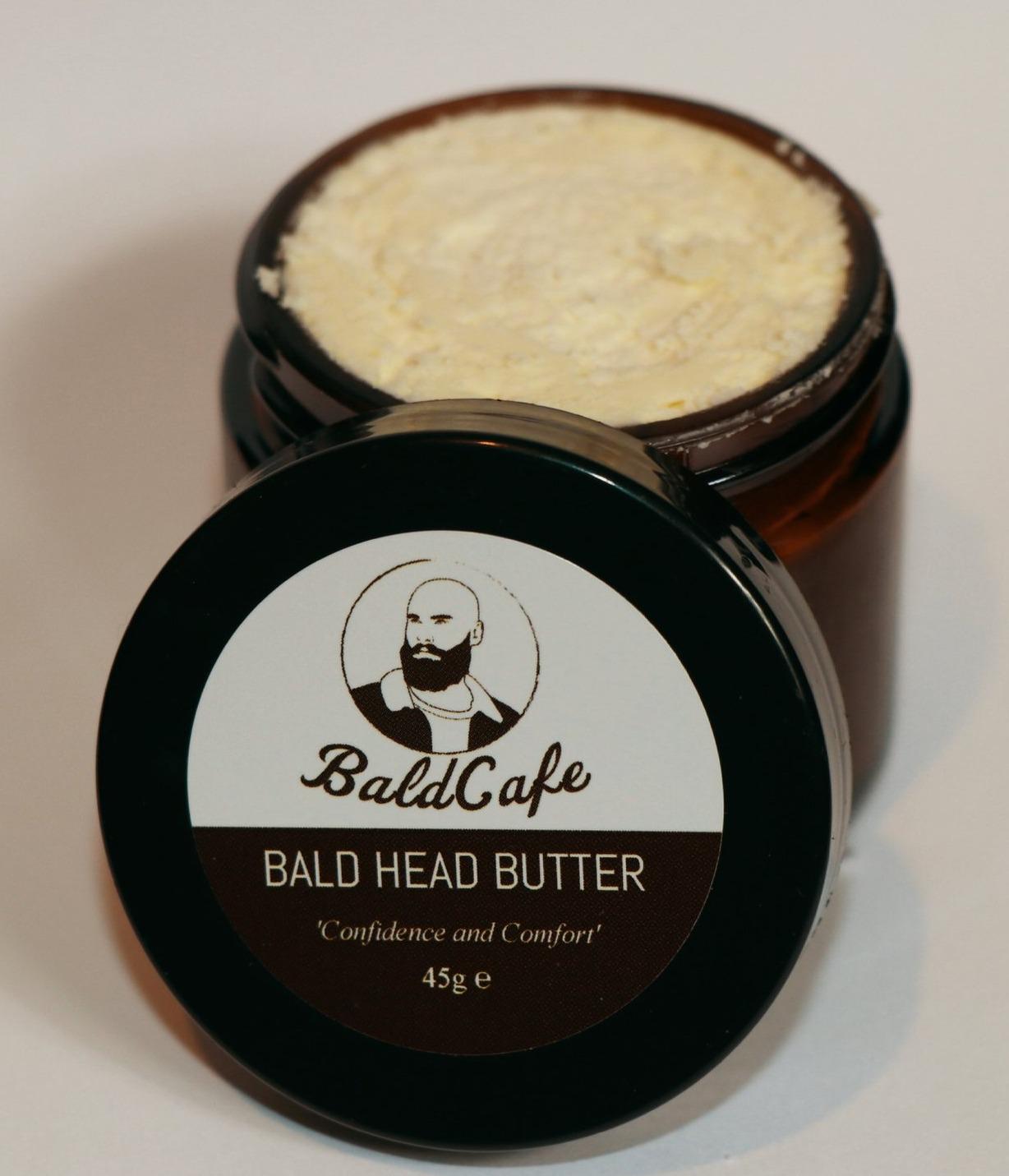 Bald cafe Bald Head Butter
