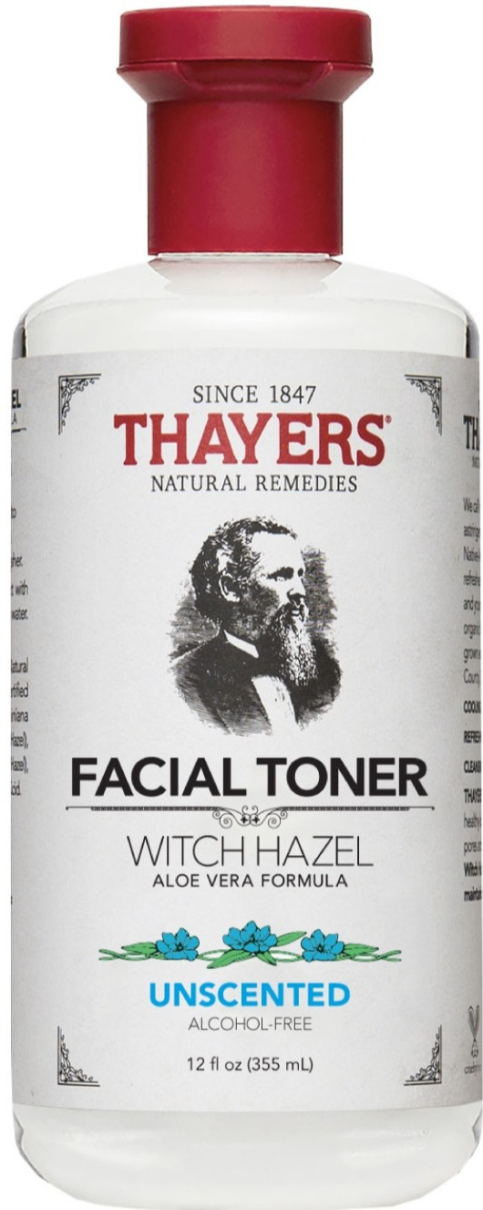 Thayers Unscented Facial Toner Witch Hazel