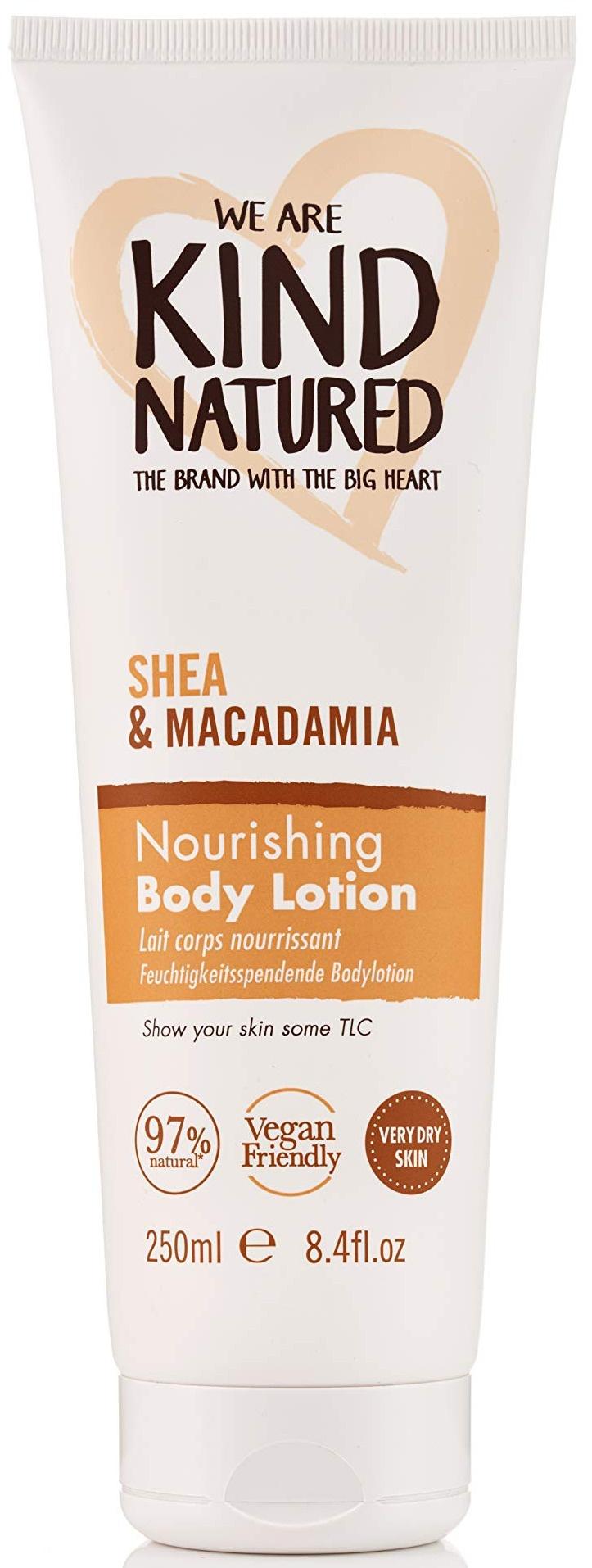 Kind Natured Shea And Macadamia Nourishing Body Lotion